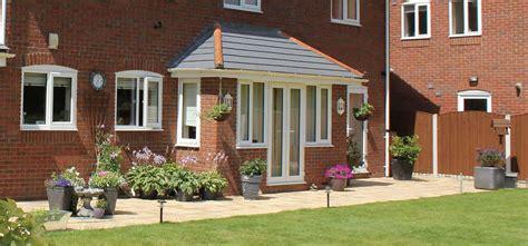 Porches Shropshire   Entrance Porch Designs from Premier