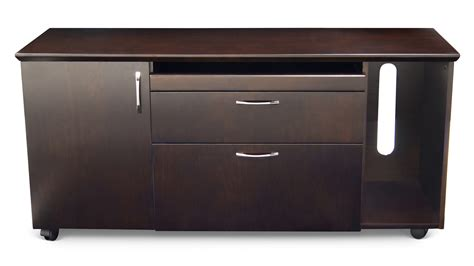lincoln executive wood desk with rolling return and