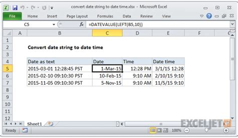 format date field in excel excel convert date to formatted string convert date and