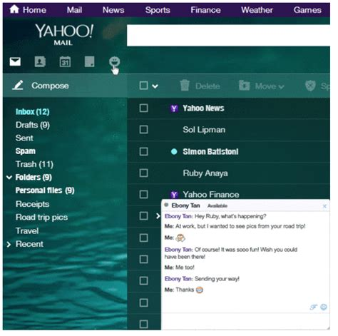 yahoo email delay yahoo mail now lets you block images web ui gains