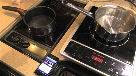 Problems With Induction Cooktops Standard Vs Induction Cooktops Youtube