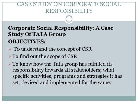 Mba Csr Of Tata by Marketing Ethics Mba