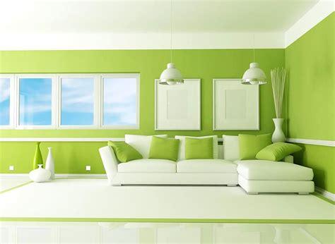 warna cat dinding ruang tamu  bagus hijau warna