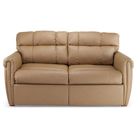 hide a bed loveseat hide a bed with arms latte 68 quot 70 quot thomas payne