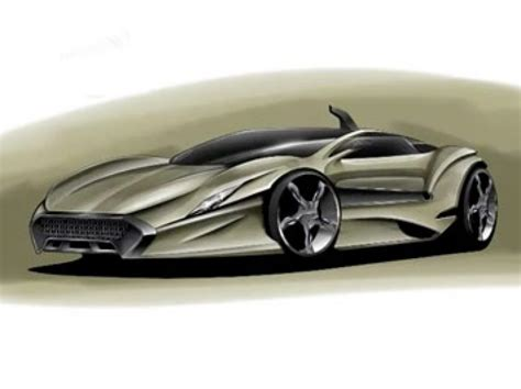 sketchbook pro rendering autodesk sketchbook pro sportscar rendering car