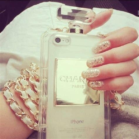 Hardcase Chanel Make Up Shining Cover Samsung Galaxy J1 Ace chanel perfume bottle phone iphone 5 perfume