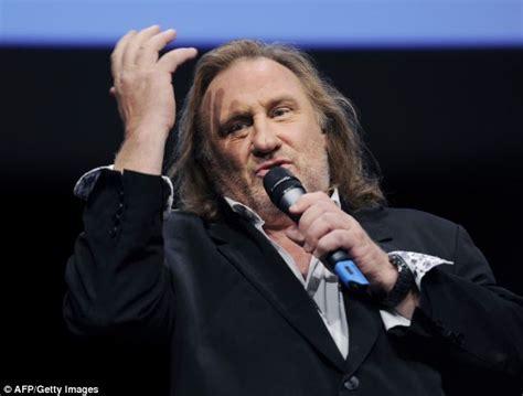 gerard depardieu wealth gerard depardieu paying just six per cent tax in adopted