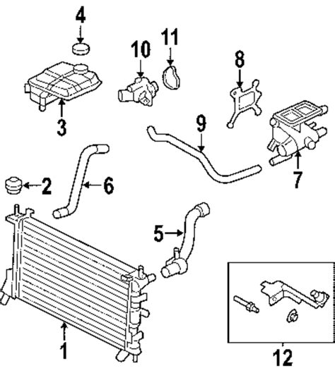 ford taurus cooling system diagram 2003 ford taurus cooling system diagram 2017 2018 best