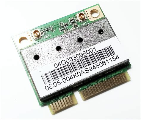 Harga Merk Express jual wifi card untuk laptop dan netbook mini pci express