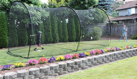 planetbaseball jugs backyard batting cage new