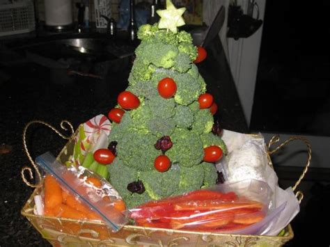 christmas tree edible centerpiece recipe
