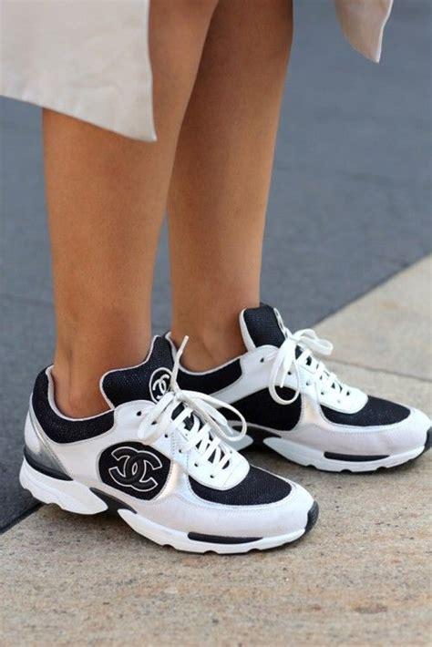chanel sneakers best 25 chanel sneakers ideas on chanel