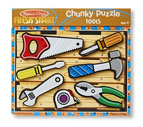 Chunky Puzzle Numbers Puzzle Chunky Angka doug tools wooden chunky puzzle 7 pcs new ebay