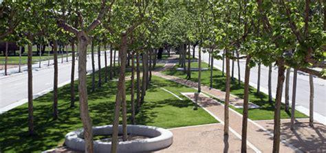 park west landscape west 8 design landscape architecture projects