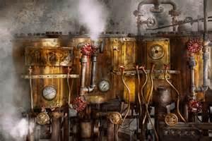 Art Deco Bedroom Furniture steampunk plumbing distilation apparatus photograph by
