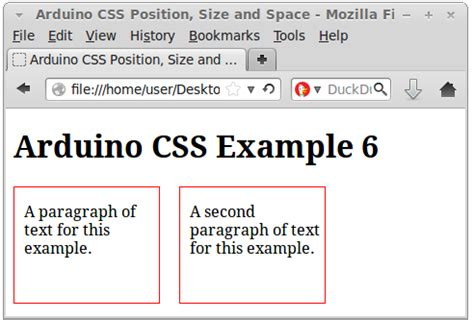 css div positioning css for positioning sizing and spacing