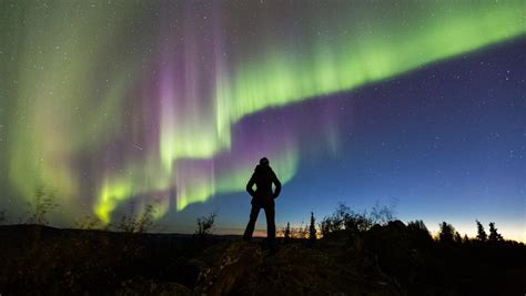 best to view northern lights in alaska fairbanks the best place to view the northern lights in