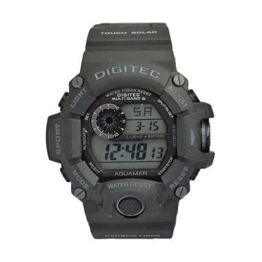 Jam Tangan Sport Digitec Dg 3037 Rubber Black Original jual digitec dg2064bgry sport jam tangan pria black harga kualitas terjamin