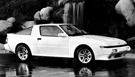 1982 1989 mitsubishi starion specifications classic and performance car