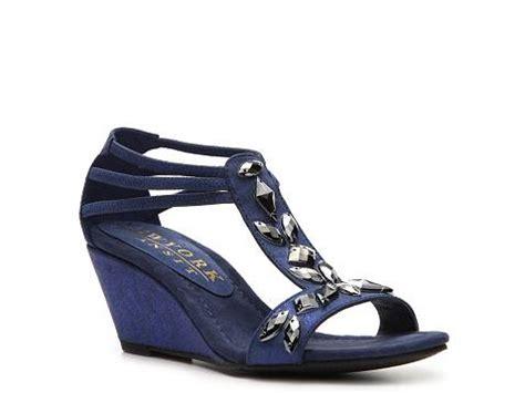 new york transit shoes new york transit velocity wedge sandal dsw