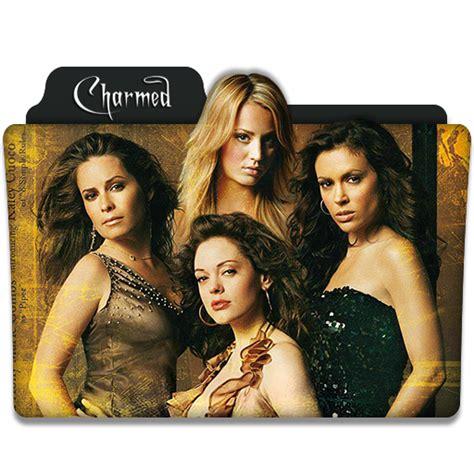 charmed tv series folder icon v2 by dyiddo on deviantart