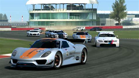 porsche 918 racing racing 3 gameplay porsche 918 rsr concept cup