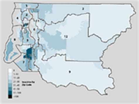 king county zip code map kc map counter miscellaneous