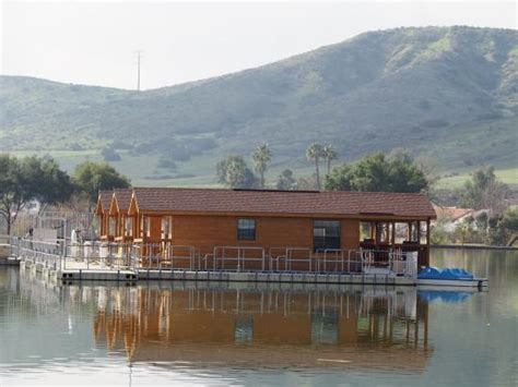 Santee Lakes Cabins by Santee Lakes Floating Cabins