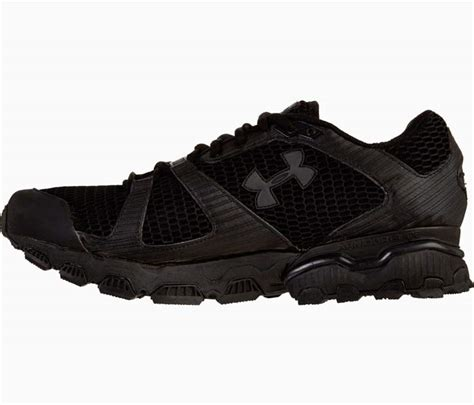 armour running shoes reviews mirage black trail running shoe by armour shoes