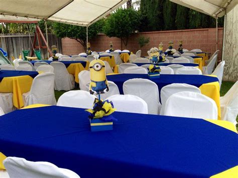 Minion Baby Shower Decorations by Minions Baby Shower Ideas Photo 8 Of 12 Catch