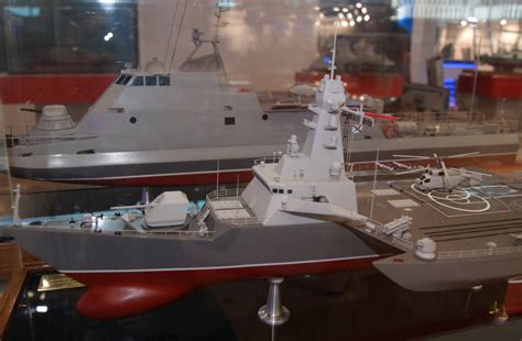 trimaran warship design naval open source intelligence straight shooter russia