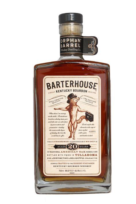 barter house bourbon orphan barrel barterhouse 20 year old oaksliquors com