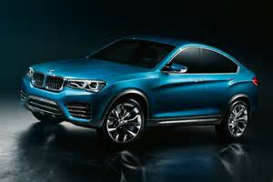 new bmw x4 breaks cover ahead of shanghai preview