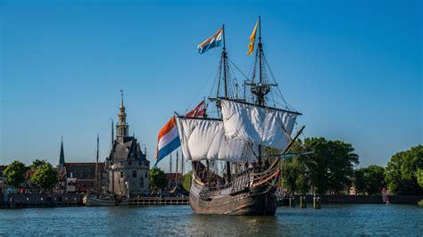 voc schip bezoeken zien activiteit hoorn de halve maen voc schip rondleiding
