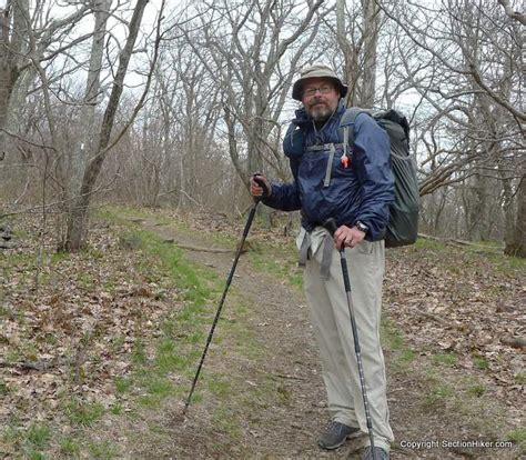 section hiking appalachian trail philip werner bio section hikers backpacking blog