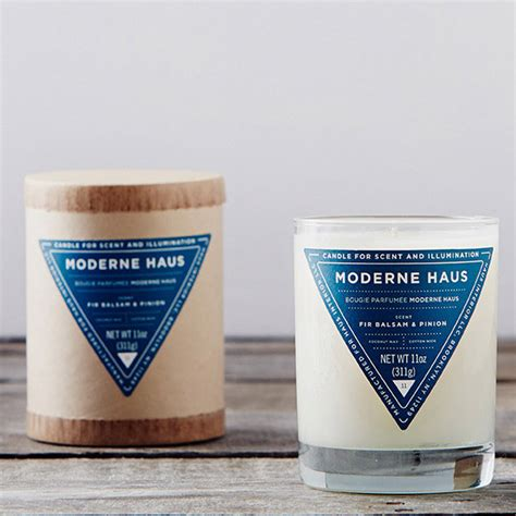 candele moderne moderne haus candle treaty general store