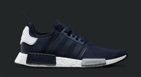 Adidas Nmd Runner Navi Blue adidas nmd runner mesh releases for march 2016 complex