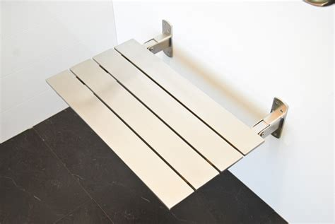 stainless steel shower bench stainless steel folding shower seat for elderly and