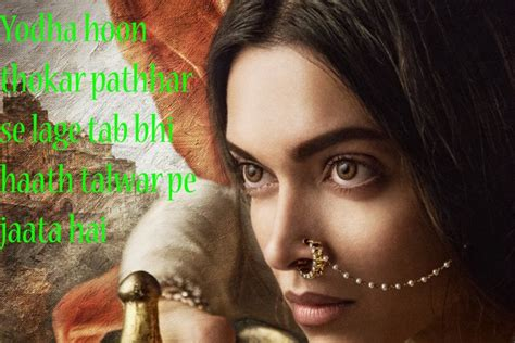 most popular lines from bajirao mastani namastenp 17 dialogues from deepika padukone ranveer singh s