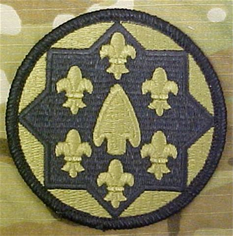 115th support group multicam ocp patch velcro or