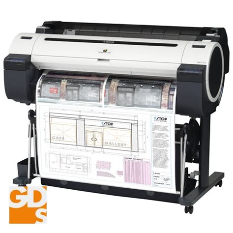 Printer A0 canon imageprograf ipf770 printer 36 quot inch a0 cad plotter poster printer delivered next