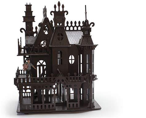 Gothic Dolls House Images