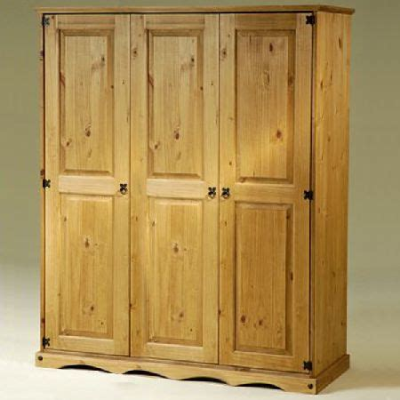 Mexican Wardrobe by Mexican Pine Rustic Wardrobe Furniture