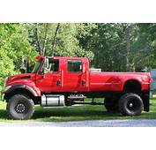 INTERNATIONAL 7300 4X4 CXT BIG RED TURBO DIESEL
