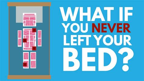 What We Left what would happen if you never left your bed