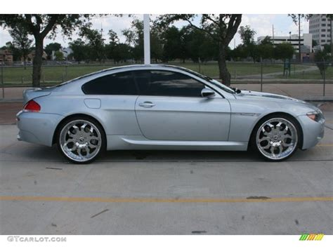 custom bmw m6 2006 bmw m6 coupe custom wheels photo 51768797 gtcarlot com
