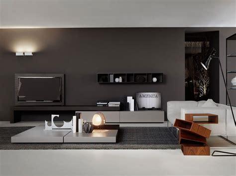 porro wohnw 228 nde wohnwand modern designbest - Wohnwände Modern