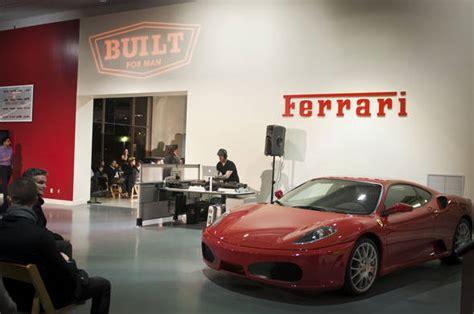 Last Of Its Kind Ferrari Dealership Making Plans To