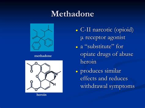 Heroin And Methadone Detox by Ppt Methadone Use In Pregnancy And It S Effects On
