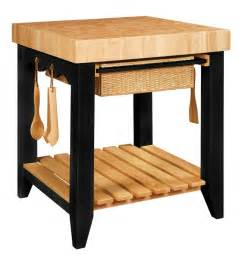 kitchen island chopping block buy butcher block kitchen island in antique black brown finish
